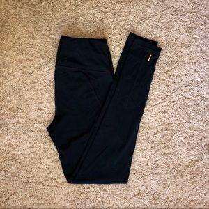 Lucy | Full length black leggings